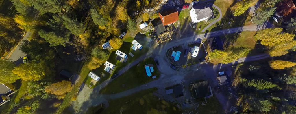 360° Aerial Panorama